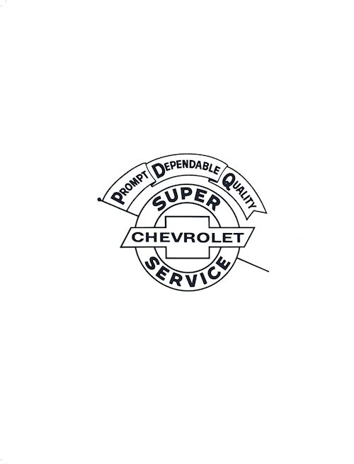 1967 Chevy Chassis Service Manual (Corvette, Camaro