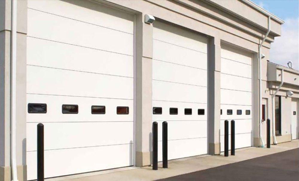 medium resolution of thermospan 150 insulated steel doors