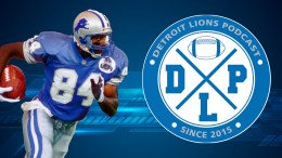 Detroit Lions Podcast Herman Moore Lions Nation Unite