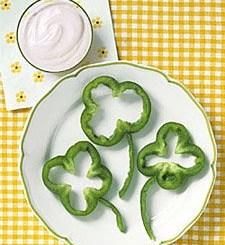 Shamrock Green Pepper
