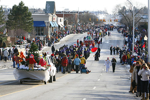 Rochester Hometown Parade