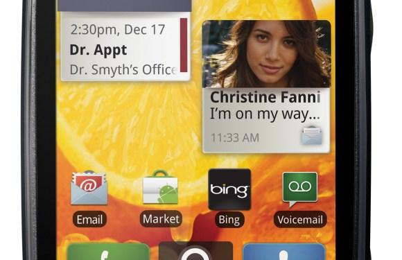 Motorola Citrus provides eco-friendly option