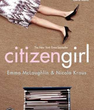 Book Club – Next Book 'Citizen Girl'