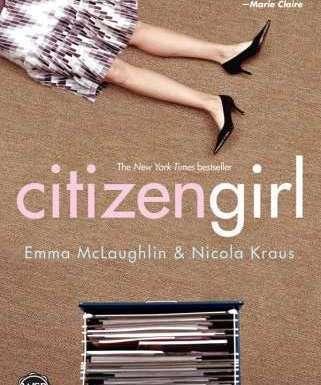 Book Club – Next Book 'Citizen Girl'