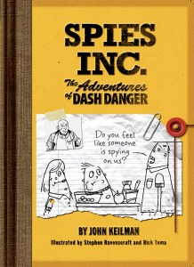 """Spies Inc"" is one of Storybuilder Books biggest sellers and you can win one from Detroit Mommies."