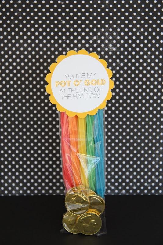 Rainbow St Patricks Day Ideas  Detroit Mommies