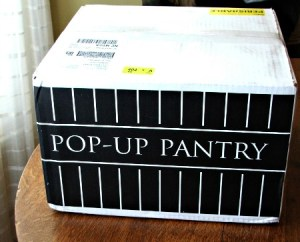 pop up pantry box