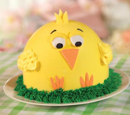 BR Chick Cake