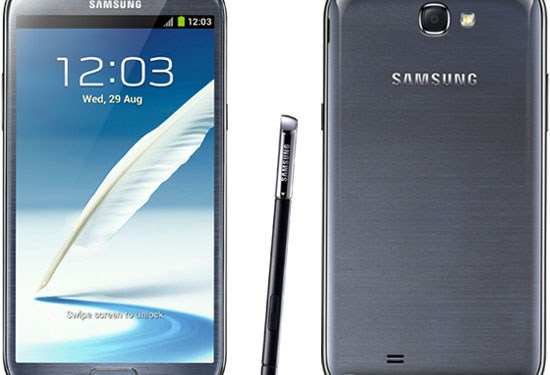 4G LTE  Samsung Galaxy Note II REVIEW