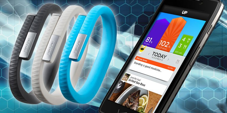UP by Jawbone®: Tuning Into Your Health Easily