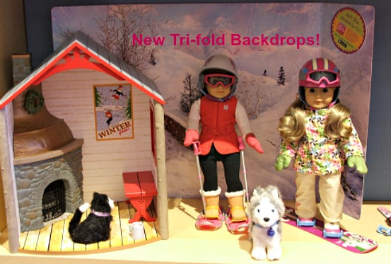 exp cols american girl doll skiers