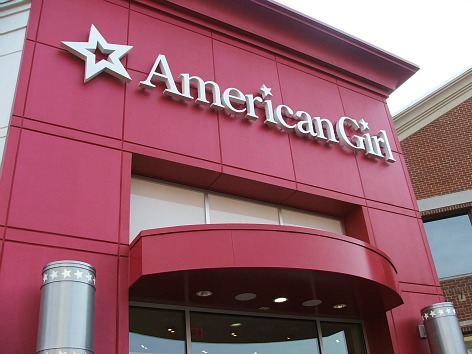 expcols american girl storefront