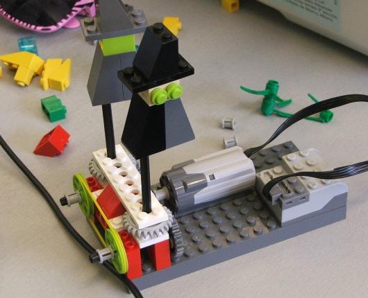 robot garage 6