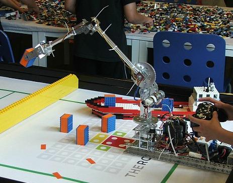 robot garage 8