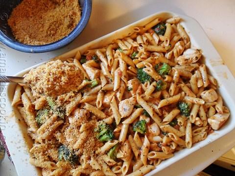 Baked-Penne-Chicken-Casserole
