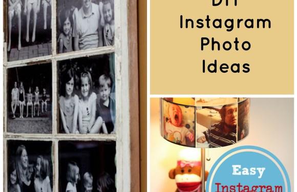 8 DIY Ideas Using Walgreens Photo Mobile App