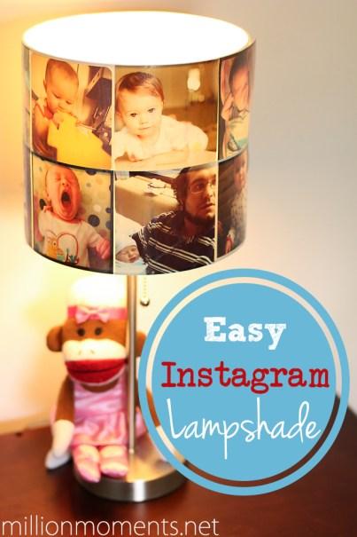 DIY-Photo-Lampshade