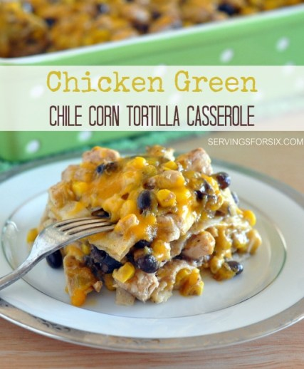 chicken-green-chile-casserole