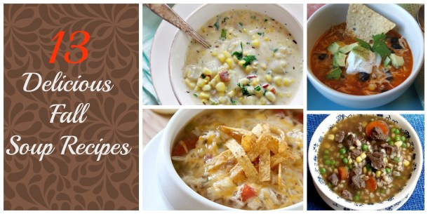 Delicious-Fall-Soup-Recipes