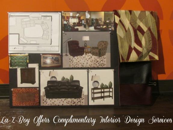 La-Z-Boy Interior Design