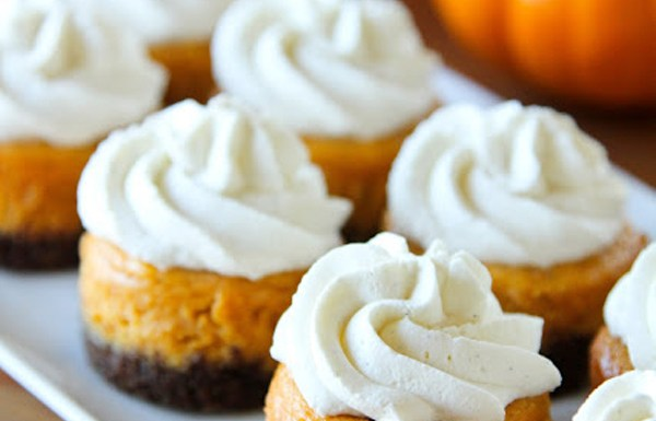 14 Sweet and Savory Pumpkin Recipes
