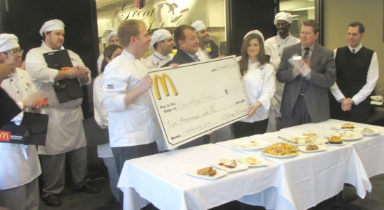 Top Chef: McDonald's Style {Giveaway!}