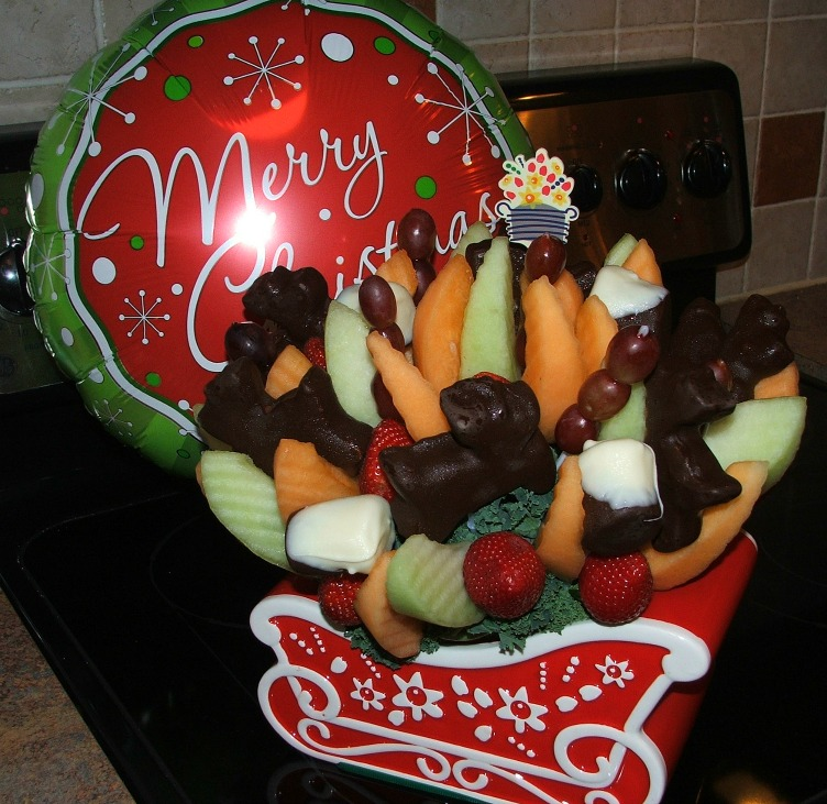 A Healthy And Fresh Alternative To Holiday Sweets