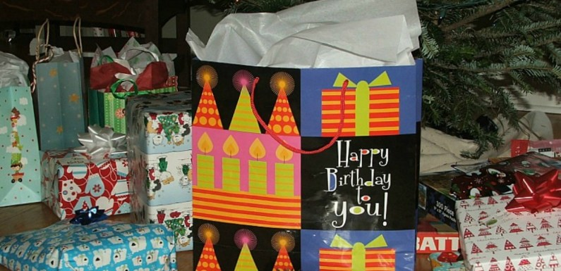 Keeping a Holiday Birthday Happy and Special!