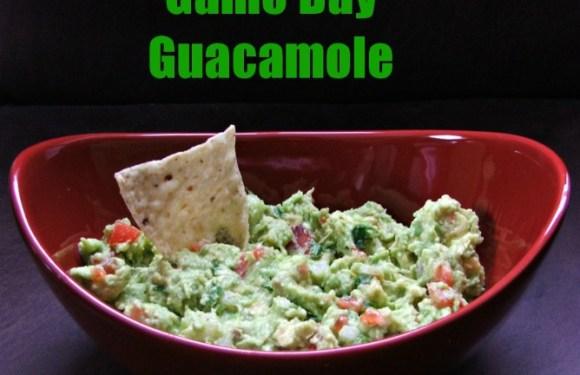 Game Day Guacamole