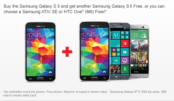 Samsung Galaxy S® 5 Available for Preorder