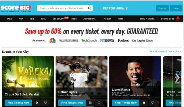 ScoreBig.com 1 photo