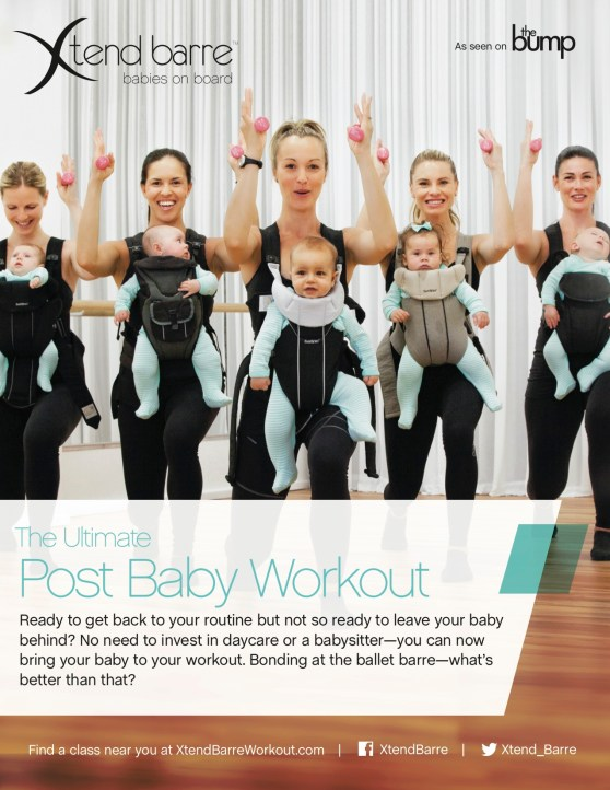Post Baby Workout