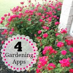 4 Gardening Smart Phone Apps