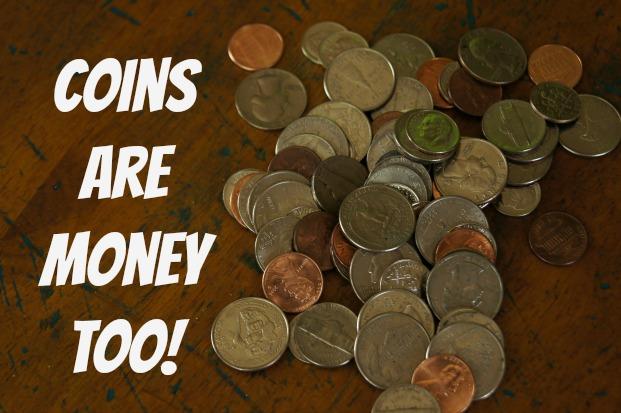 Coinstar Coins