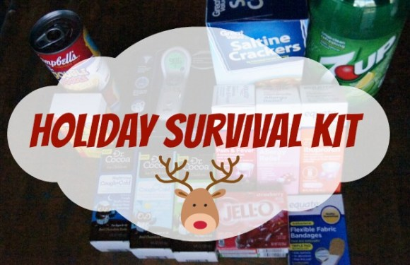 20 Items to Have in Your Holiday Survival Kit