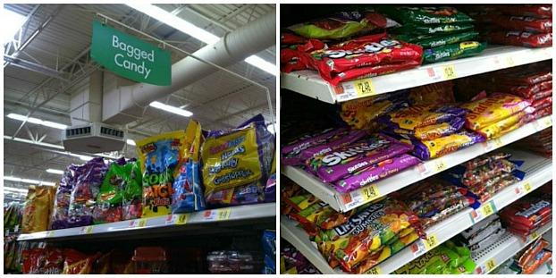 Skittles at Walmart