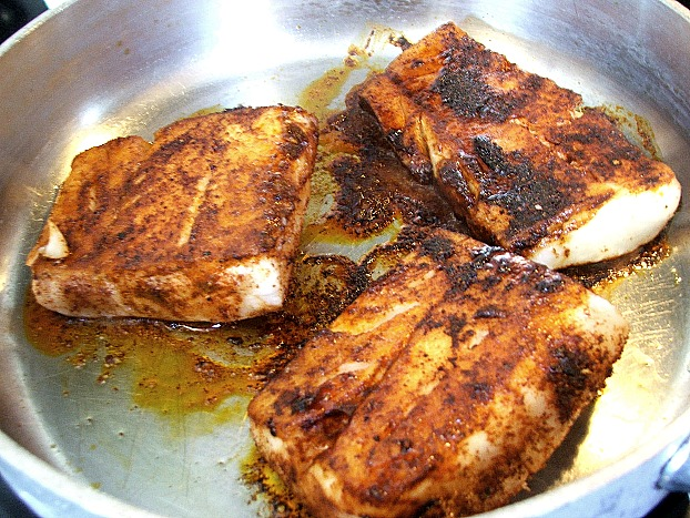 Fish Taco Saute