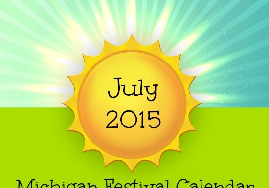 July Michigan Festivals