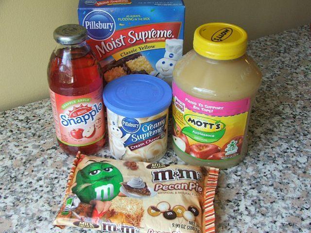 #BakeInTheFun Ingredients from Walmart