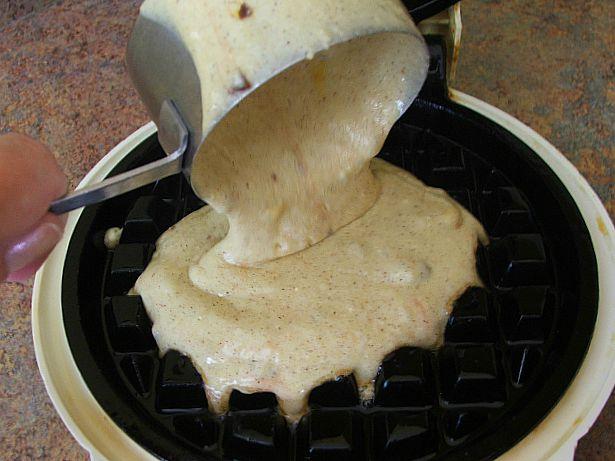 #BakeInTheFun Waffle Batter