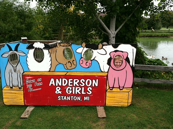 Anderson and Girls Orchard