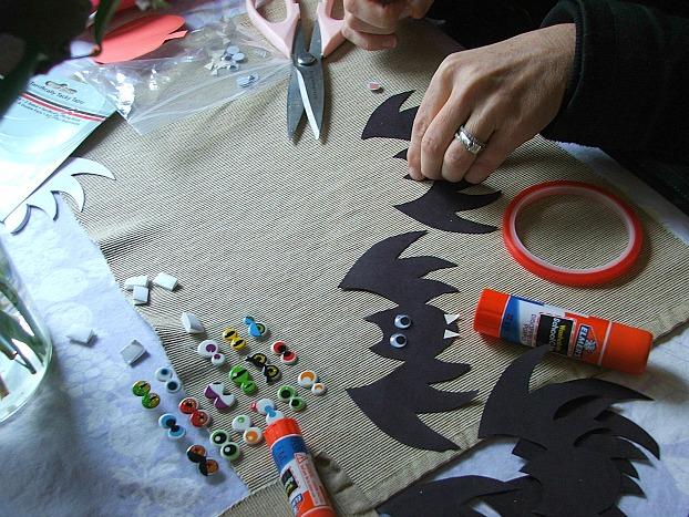 #MixInMonsterMash Crafting the Bats