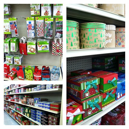Holiday Baking Packaging Ideas #BIGSeason #BigLots