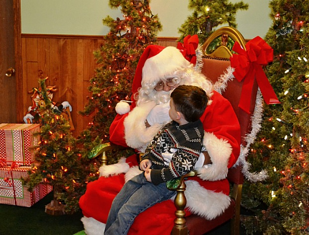 Milford Christmas Open House 2015