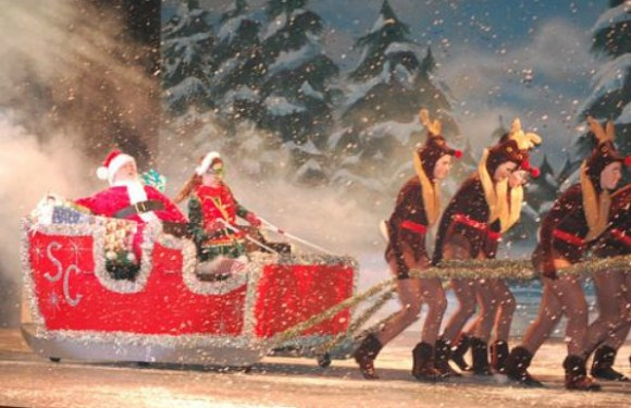 Central City Christmas Spectacular at Canton's Village Theater at Cherry Hill
