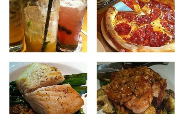 New Menu Options at California Pizza Kitchen