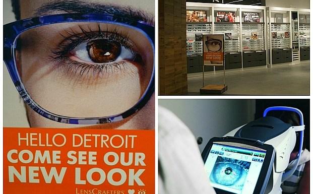LensCrafters Offers Cutting Edge Digital Eye Exam at Novi Location