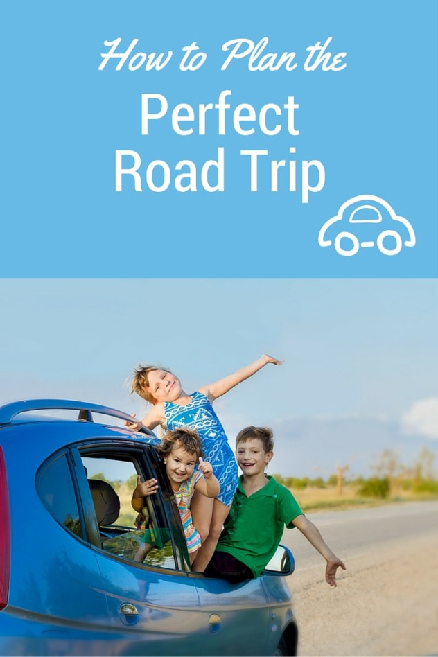 how-to-plan-the-perfect-road-trip-pinterest