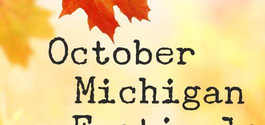 Detroit Mommies October Michigan Festivals
