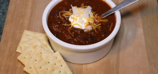Detroit Mommies Chili 101 Recipe